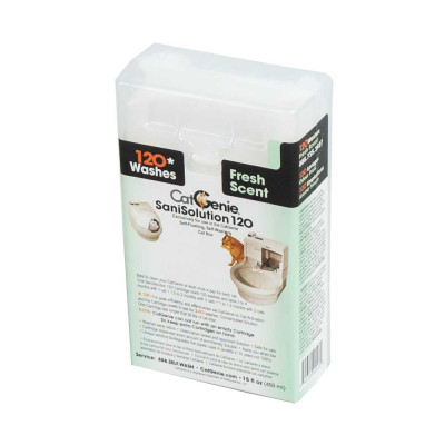 Sanisolution Fresh Scent Картридж с чистящим средством