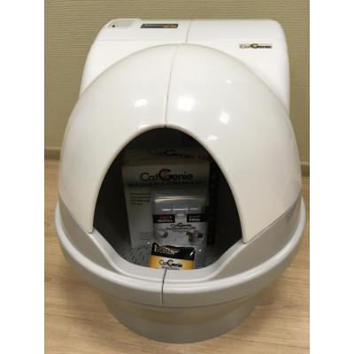 CatGenie 120 Закрытый автоматический туалет б/у