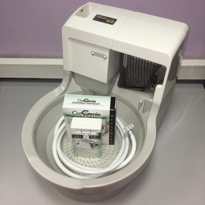 CatGenie 120 Автоматический туалет б/у